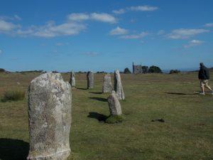 The Hurlers, Stone circles Bodmin Moor