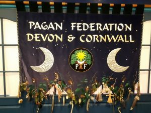 Pagan Flag of Devon and Cornwall