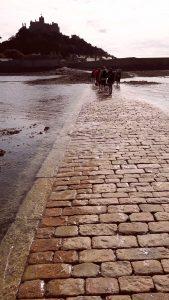 St Michael's Mount causeway