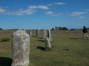 The Hurlers, Stone circles Bodmin Moor