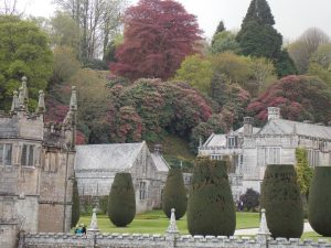 Lanhydrock House, National Trust Cornwall