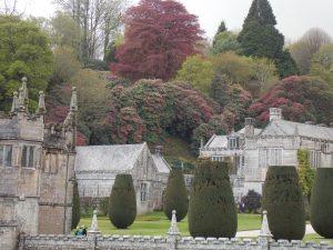 Lanhydrock House, National Trust Cornwall