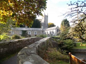 Altarnun a church on Bodmin Moor