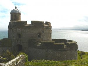 St Mawes Castle, Roseland, Cornwall