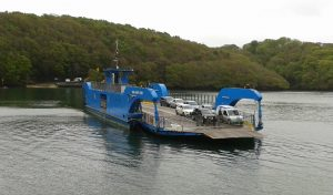 King Harry Ferry, Truro