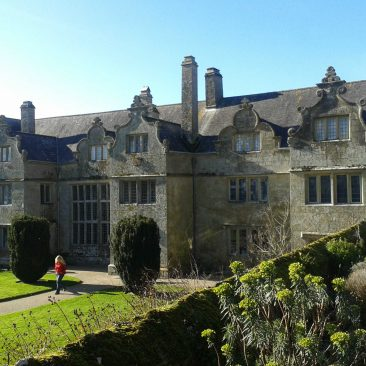 Trerice House, near Newquay