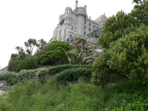 St Michael's Mount, gardens