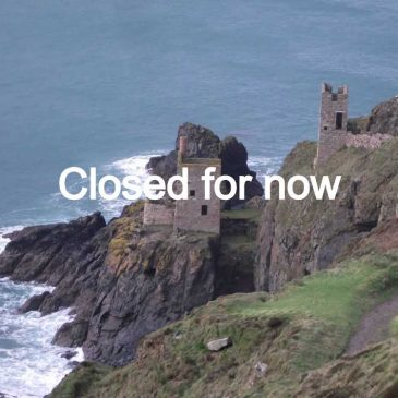 Cornwall Tours Suspended – COVID 19