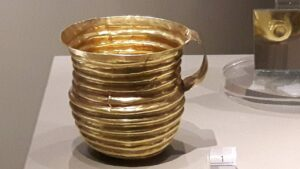 Rillaton Gold Cup, found on Bodmin Moor